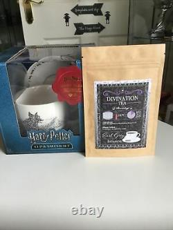 Harry Potter The Grim Cup And Saucer Set Boxed New Rare With Geek Gear Tea