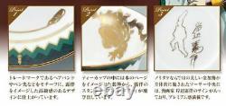 JoJo's Bizarre Adventure Rohan Kishibe Model Tea Cup Saucer Set Mug Noritake