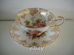 Paragon Two Cup And Two Saucer Tea Set
