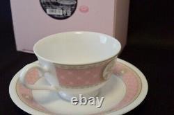 Revolutionary Girl Utena Tea Cup Pink Saucer set 20th anniversary Movic 2018 NEW