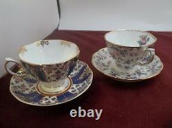 Royal Albert 100 Years Tea Cup and Saucer Set (1920-1940)