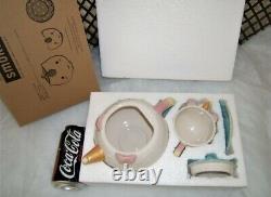 SMOKO Elodie Unicorn Tea Set withTeapot, Cup & Saucer, PlaySet Drink ware