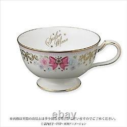 Sailor Moon Premium Bandai Noritake Collaboration Tea Cup saucer set japan 2015