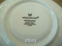 WEDGWOOD MADELEINE Tea / Coffee SET Cup and Saucer Scarce / Mint condition
