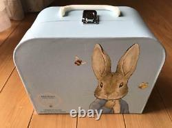 Wedgewood Peter Rabbit Child Tea Set Mini Tea Cup Saucer Tea Pot Plate Sugar Pot